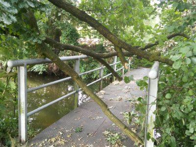 neprůchodný most