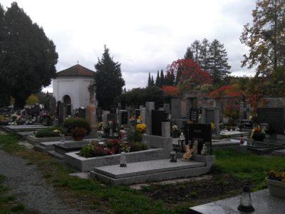 Několik doporučení  MP Kostelec n. O. pro návštěvníky místního hřbitova  zvláště v době Památky zesnulých.